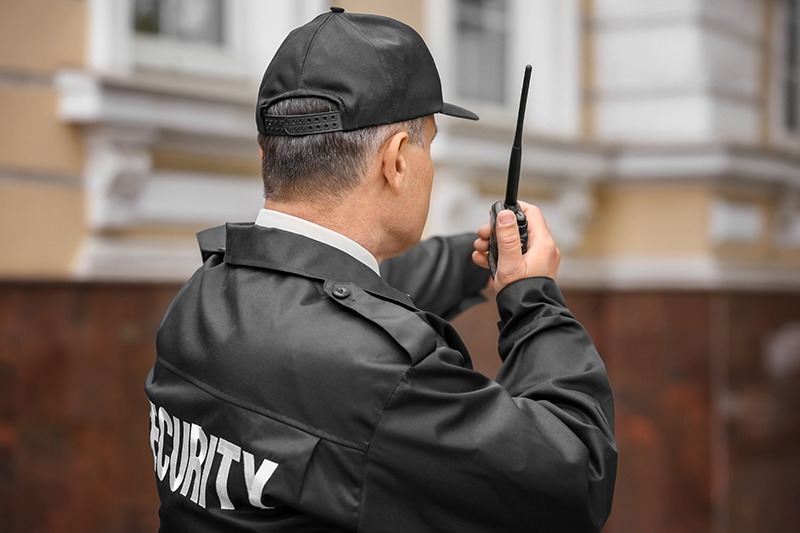How To Be A Security Guard Uk in Preston Lancashire